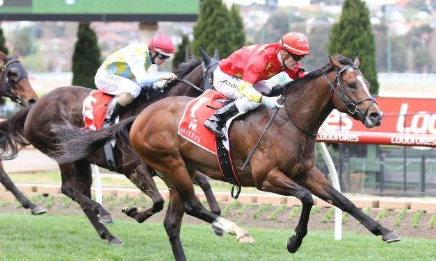 Russian Revolution on track to conquer 2018 Oakleigh Plate