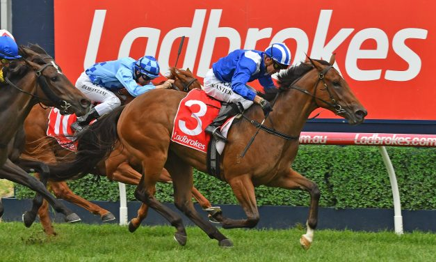 Enbihaar onto the Blue Diamond Stakes after win in Fillies Prelude