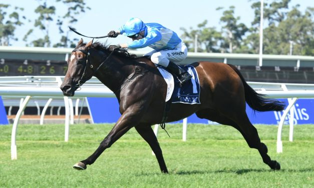 Prompt Response scores first up win in Breeders Classic