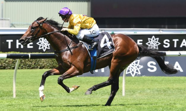 Santos stakes claims for Golden Slipper with Pierro Plate win