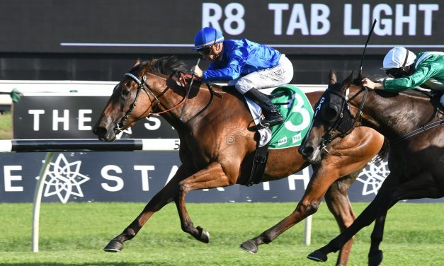 Alizee to take her place in 2018 Vinery Stud Stakes field