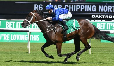 Winx heads the list of 2018 Queen Elizabeth Stakes first acceptances