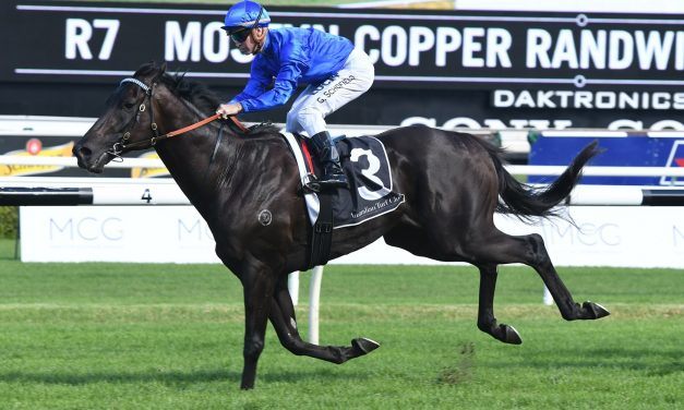 Kementari heads up Godolphin's 2018 Arrowfield 3yo Sprint first acceptances