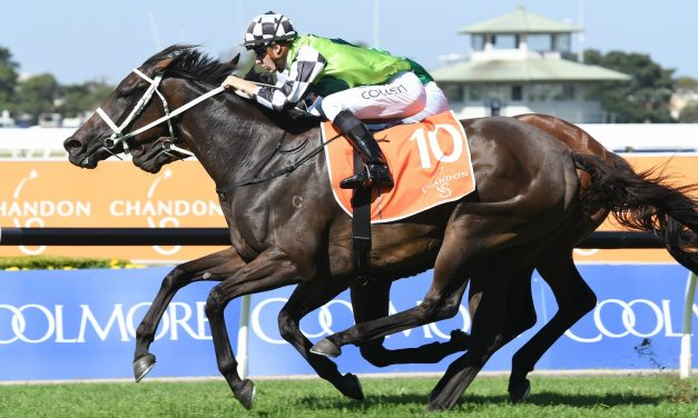 Unforgotten back in winning form in Phar Lap Stakes