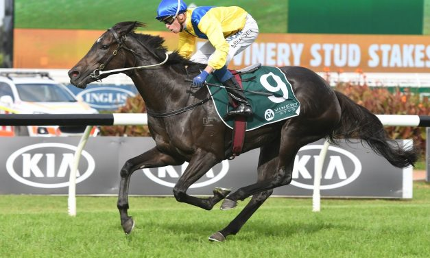 Hiyaam scores all the way win in Vinery Stud Stakes