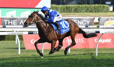 Miss Fabulass To Flight Stakes After Tea Rose Stakes Win