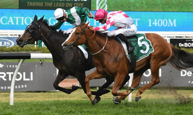 Shumookh rewarded with overdue win in Golden Pendant