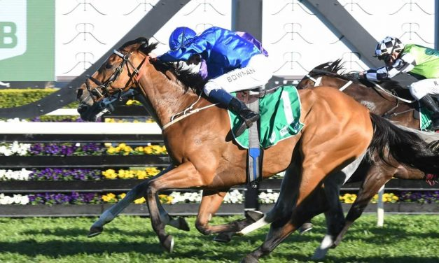 Hartnell to take on stablemate Alizee in 2019 Memsie Stakes