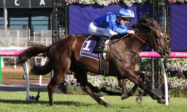 Melbourne Cup favourite Avilius included in 2018 Cox Plate 3rd acceptances