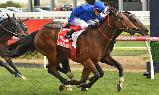 Godolphin secure 2019 The Everest slot