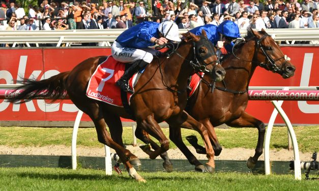 Wide barrier not the Best Solution for Cosgrave in 2018 Caulfield Cup