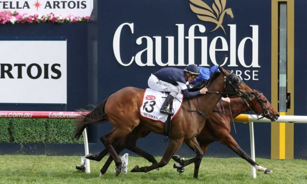 2018 Caulfield Cup Results: Best Solution scores 2nd win for Godolphin