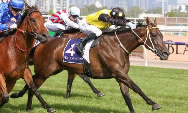 In Her Time is ticking over nicely for Hong Kong Sprint