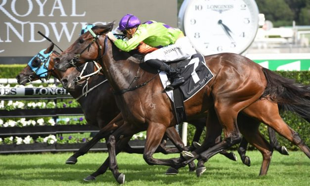 2019 Epsom Handicap first major Spring Target for Nakeeta Jane