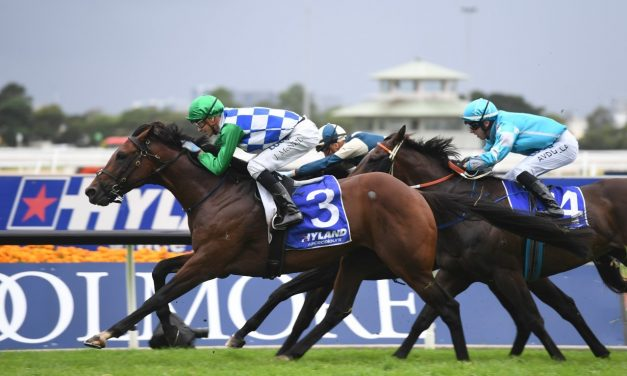Fifty Stars secures a Doncaster Mile spot with Ajax Stakes win