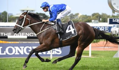 Winx produces another classy performance to win 4th George Ryder Stakes