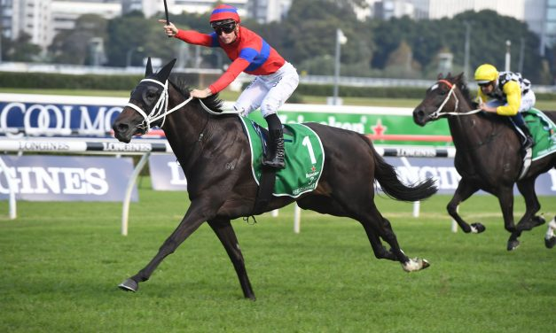 Verry Elleegant wins 99th G1 for Waller with victory in 2019 Australian Oaks