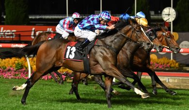 2019 Australasian Oaks Results: Princess Jenni Wins