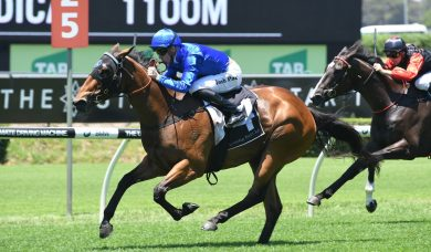 Godolphin trio dominate 2019 Tattersall's Tiara betting