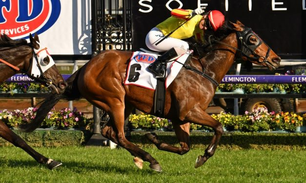 Gatting scores boilover win in 2019 Makybe Diva Stakes