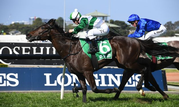 The Lindsay Park Team has plenty of numbers in 2019 Victoria Derby nominations