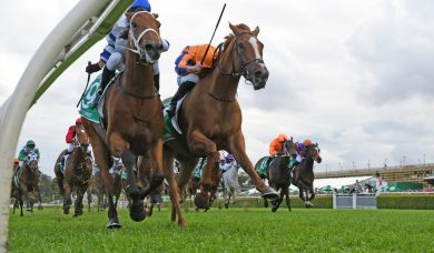 Boss Claims fourth Epsom win on Kolding