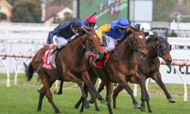 Doncaster Mile 2020 Autumn Target for Cape Of Good Hope