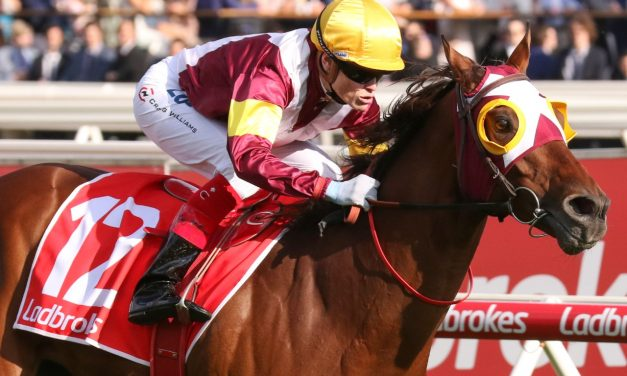 Fierce Impact on target for 2020 Cox Plate after Makybe Diva Stakes win