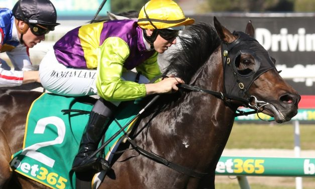 Long Jack enhanced his Victoria Derby chances with Geelong Classic win