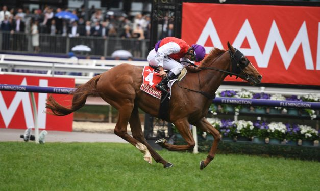 Oliver has a great chance to equal Melbourne Cup winning record