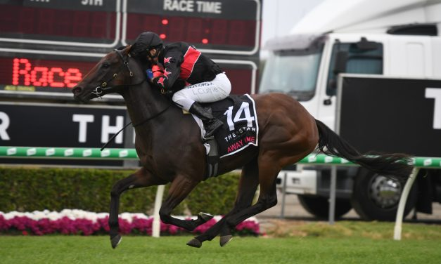 Away Game to take on older horses in 2020 Manikato Stakes