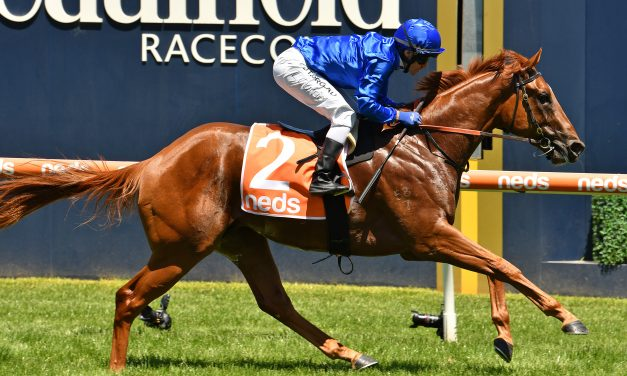 Hanseatic is on the right leg for the 2020 Golden Slipper