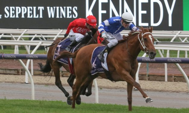 Gytrash Runs Down the Favourites in 2020 Black Caviar Lightning Stakes