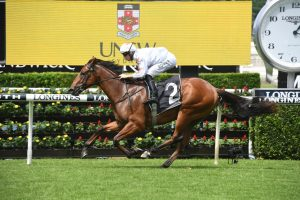 Farnan will have to overcome a wide barrier draw to win the 2020 Golden Slipper. Photo By: Steve Hart