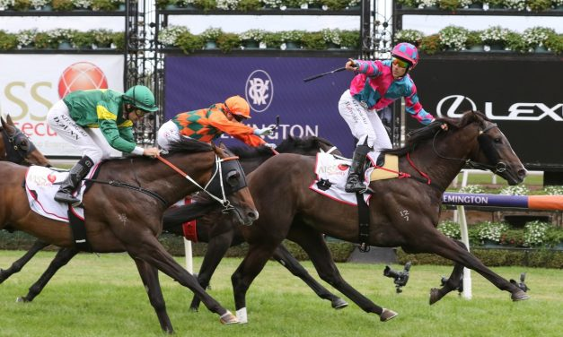 Brett Prebble and Terry O'Sullivan Combine for Second VRC Sires' Produce Win