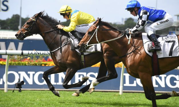 Young Rascal confirms his 2020 Sydney Cup credentials with N E Manion Cup win