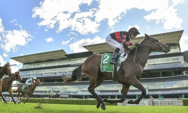 Away Game reproduces Golden Slipper form to win 2020 Percy Sykes Stakes