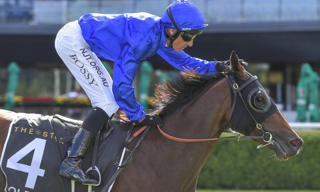 Colette Wins 2020 Australian Oaks on Short Backup