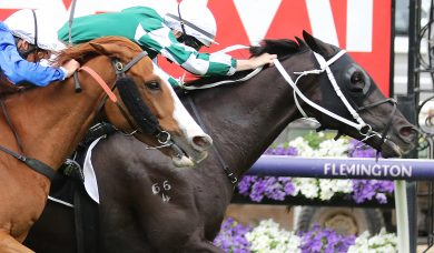 2020 Kennedy Cantala Winner: Lane, Waller Team Up to Win With Yulong Prince