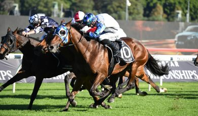 2021 Australian Derby Winner: Explosive Jack Upsets the Favourites