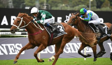 2021 Australian Oaks Winner: Hungry Heart Claims Win No. 4 for Chris Waller