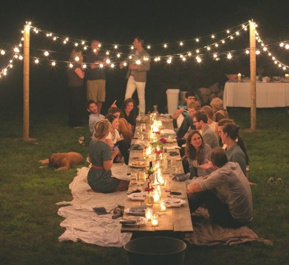 How To Create A Bohemian Style Outdoor Dining Experience