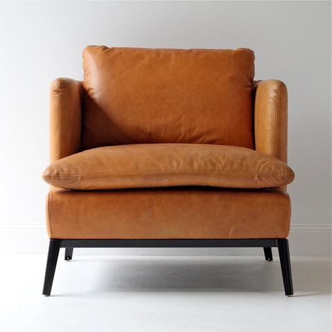 Indigo Love Lewis Classic Leather Chair