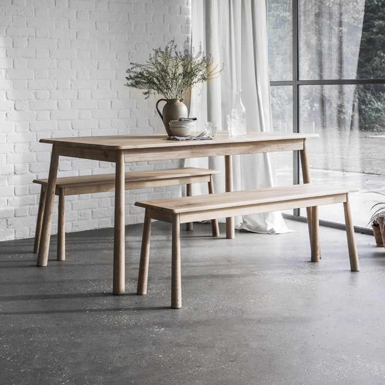 Gallery Homewares Wycombe Dining Bench [60563]