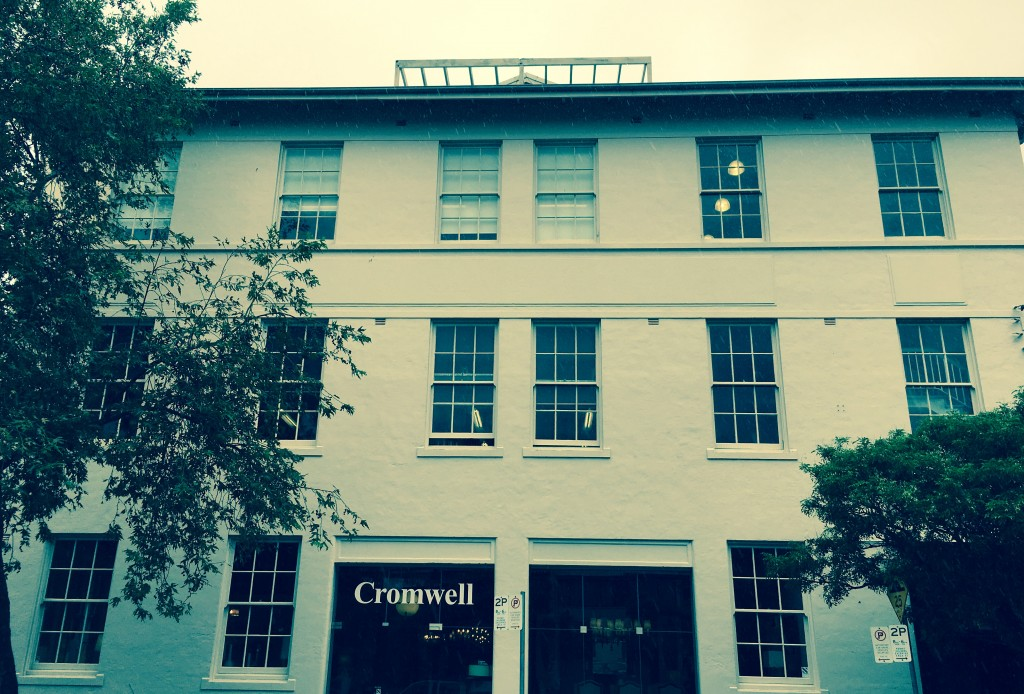 Cromwell's Redfern Showroom, 17 Thurlow St