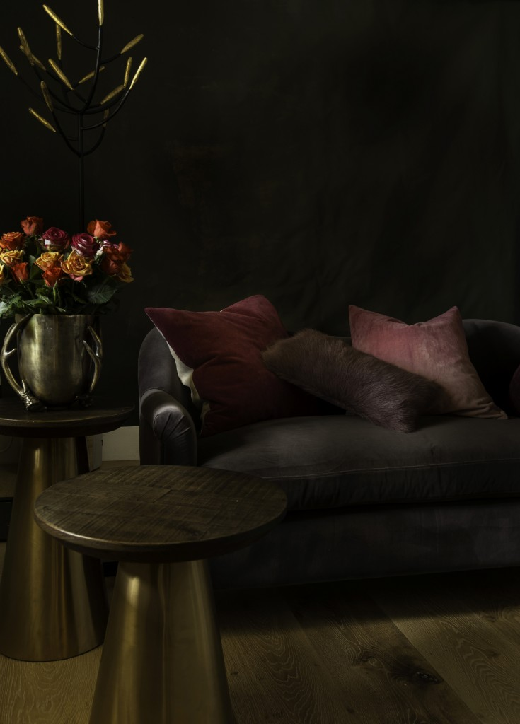 Pieces from the French Country Collections Winter Range