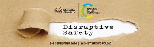 Safety Institute of Australia National Convention Sydney