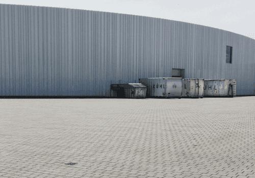 concrete-hardstand