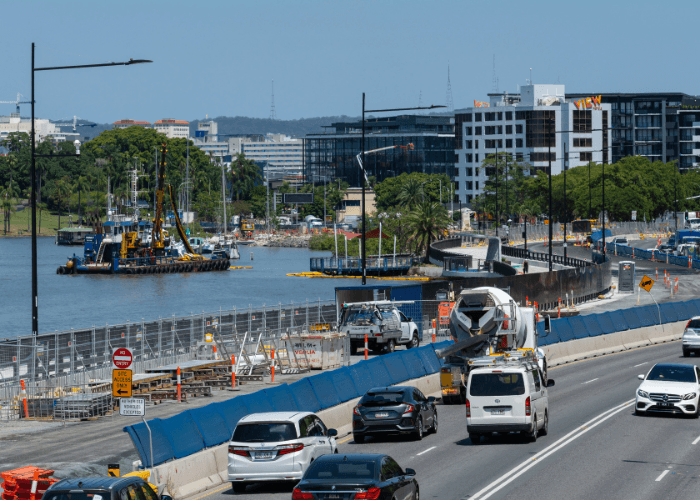 Kingsford Smith Drive Upgrade - Hamilton