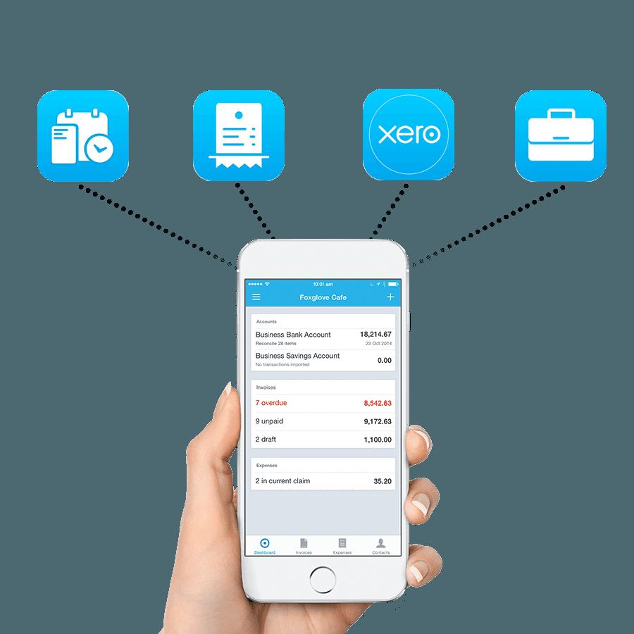 xero mobile app 2